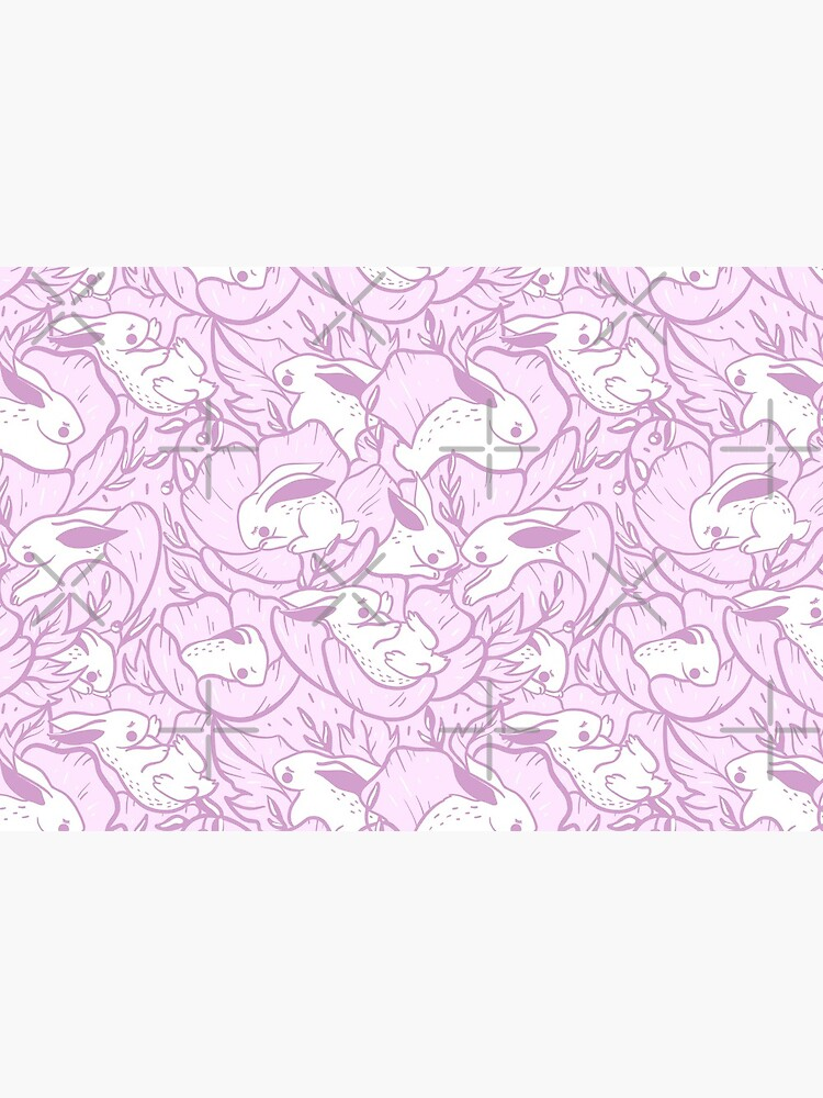 Where the bunnies sleep ( orchid ) by Elenanaylor