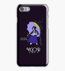 Vigor Salt iPhone Case/Skin