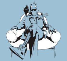 Fiddlesticks the Pimp (Shirt Version)   Unisex T-Shirt