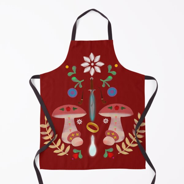 Like the Great Stories Apron