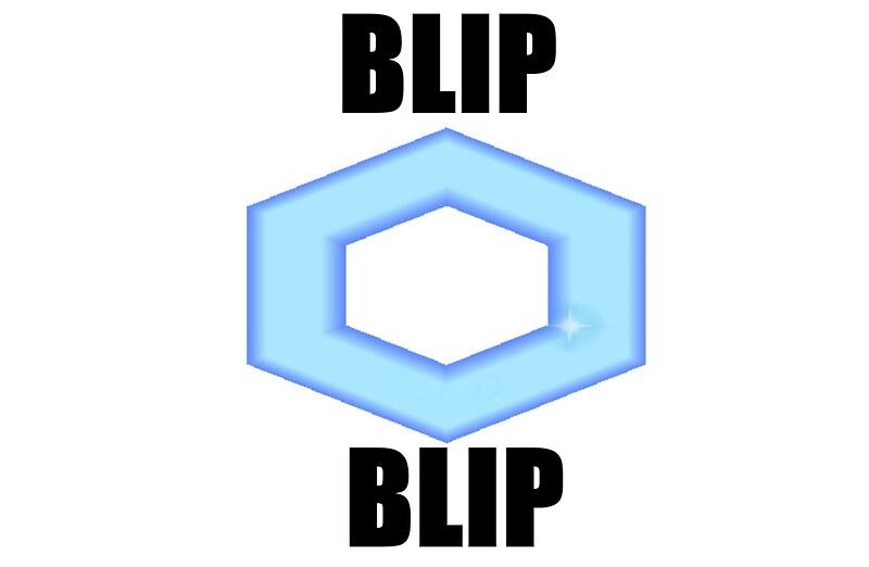 "Super Smash Brothers Melee - Fox Shine - Blip Blip"" Graphic T ..."