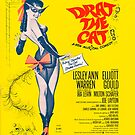 DRAT THE CAT (vintage illustration) by ART INSPIRED BY MUSIC