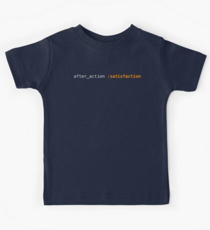 after_action :satisfaction Kids Clothes