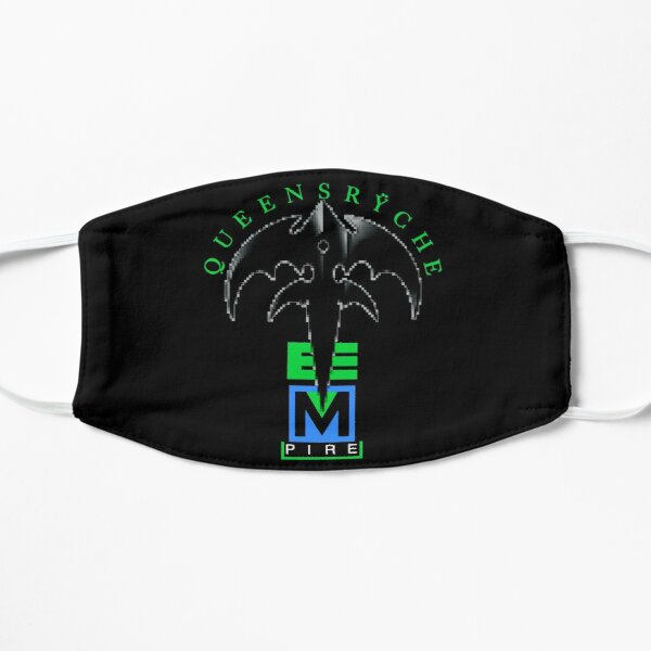 Queensryche Empire Flat Mask
