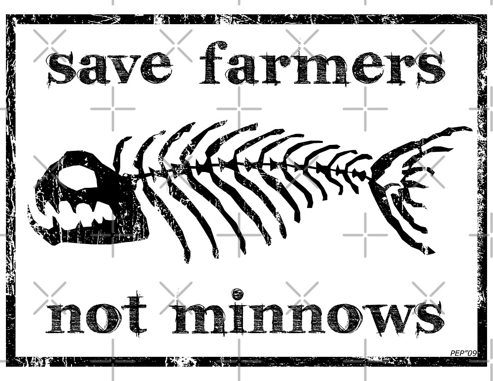 Save The Farmers by morningdance