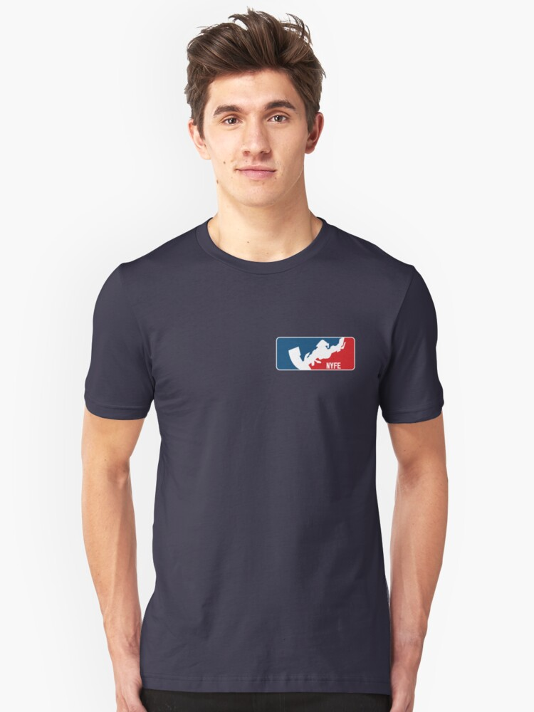 NYFE Racing (Small) Unisex T-Shirt Front