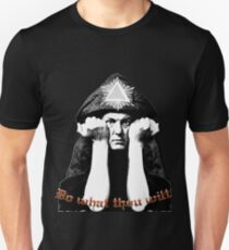 Aleister Crowley - Do what thou wilt Unisex T-Shirt