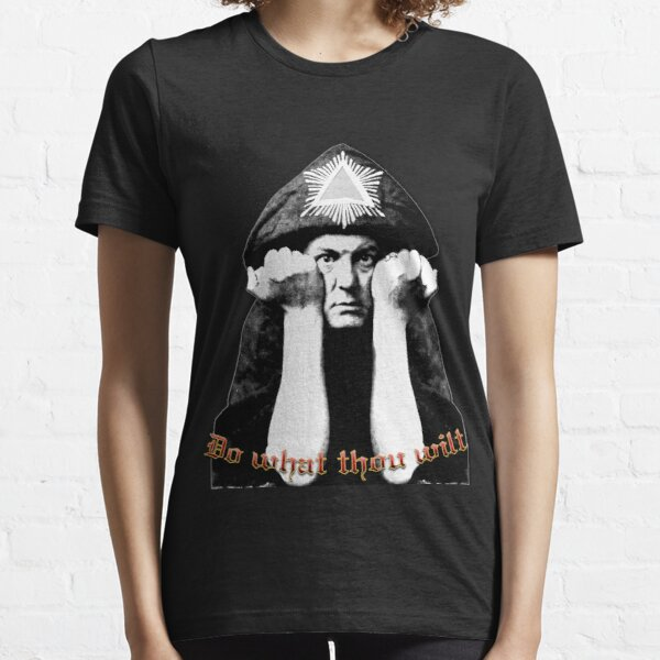 Aleister Crowley - Do what thou wilt Essential T-Shirt