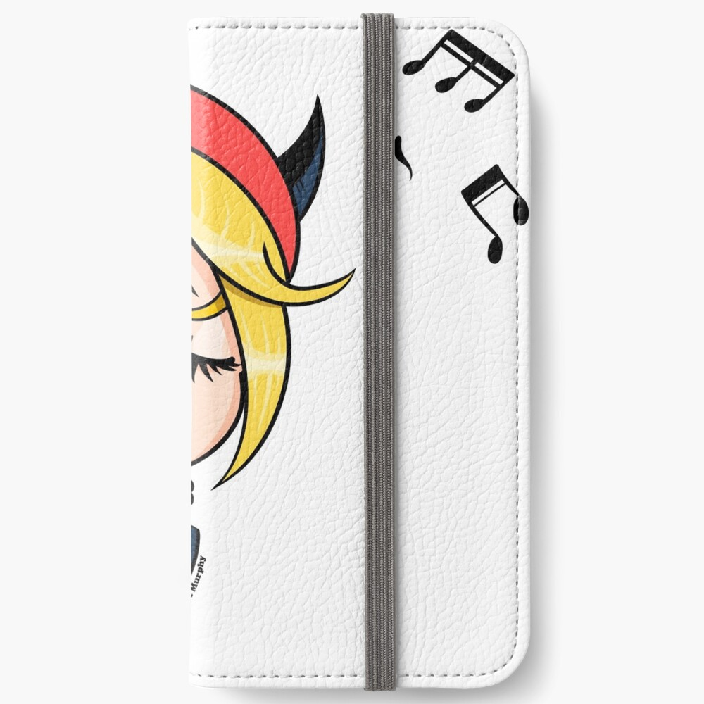 Rock Out with Dottie! iPhone Wallet