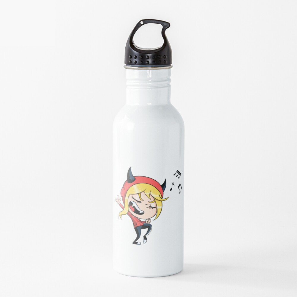 Rock Out with Dottie! Water Bottle