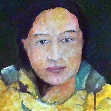 Portrait of Shira by JoseTorres