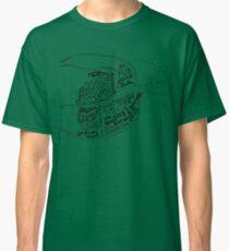 pub map of dublin Classic T-Shirt