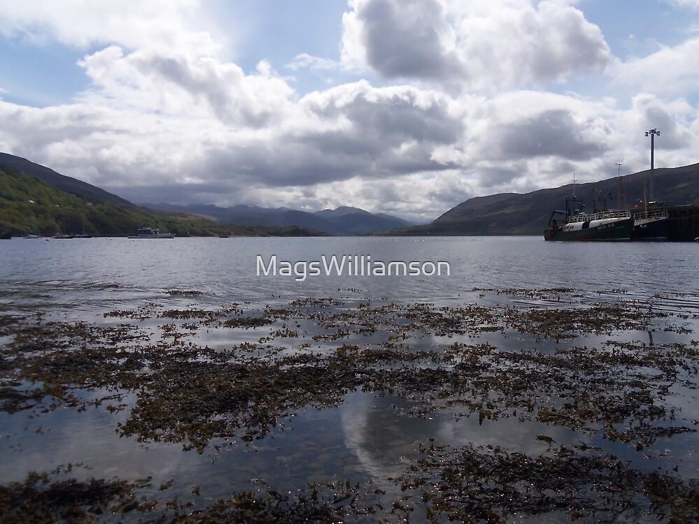 Ullapool (1), Scotland by MagsWilliamson