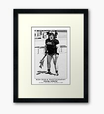 Jack Black - Got Muscles? Framed Print