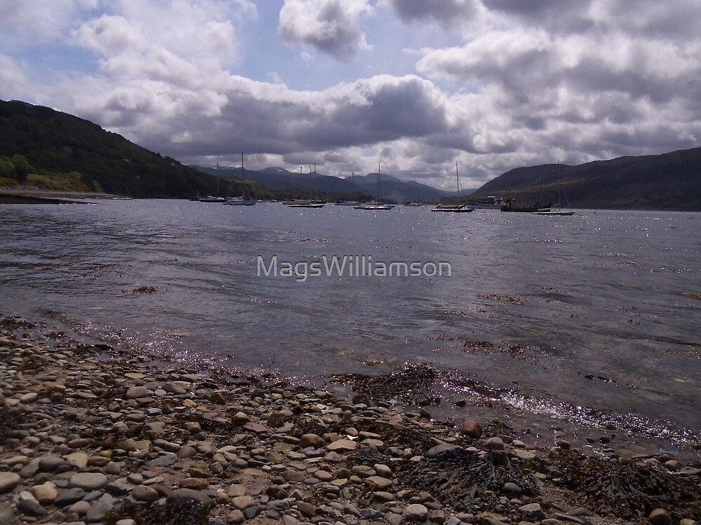 Ullapool (2), Scotland by MagsWilliamson