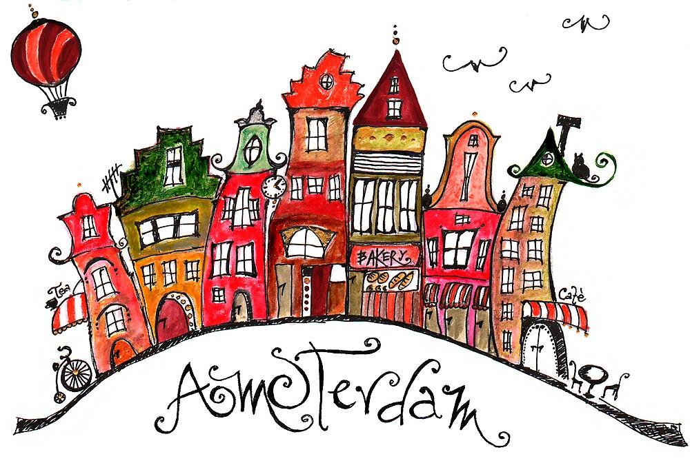 Bohemian Amsterdam by bohemianflow