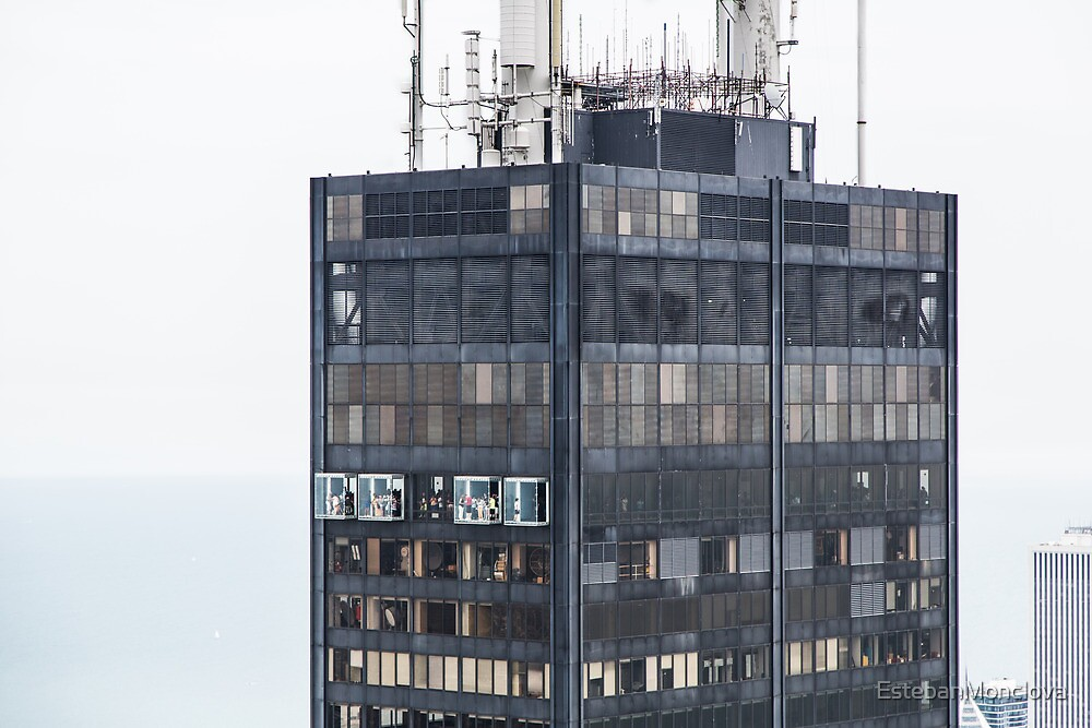 Sears Tower by EstebanMonclova