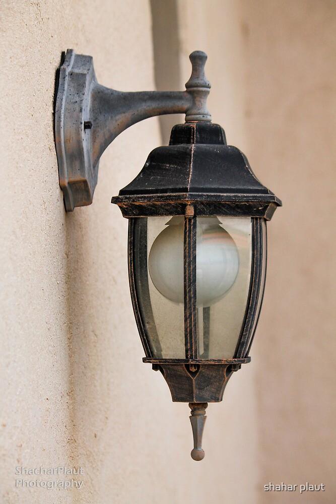 Light by shahar plaut