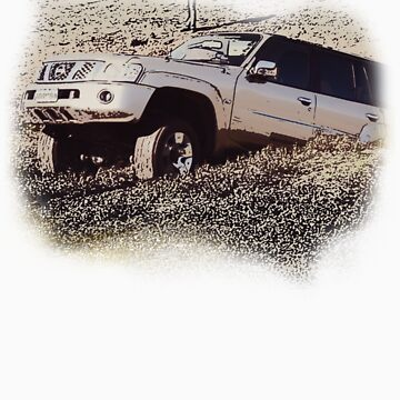 Nissan Patrol by JezzSP1984
