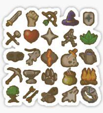 Runescape Skills Sticker