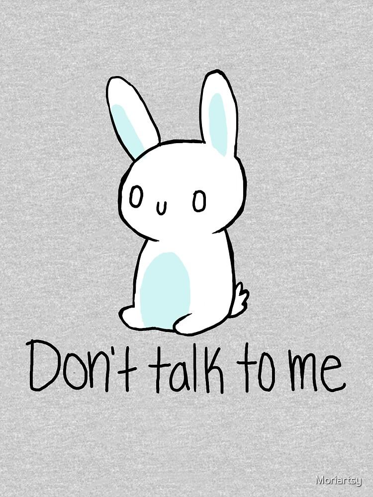 Antisocial bunny | Unisex T-Shirt