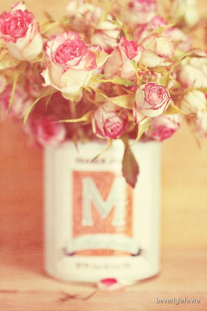 roses by beverlylefevre