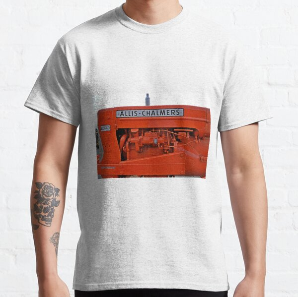 View of an Allis Chalmers vintage tractor Classic T-Shirt