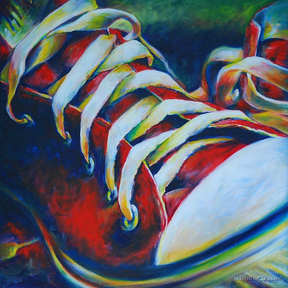 Laces by Heather Schuer
