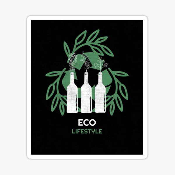 ECO LIFESTYLE Sticker