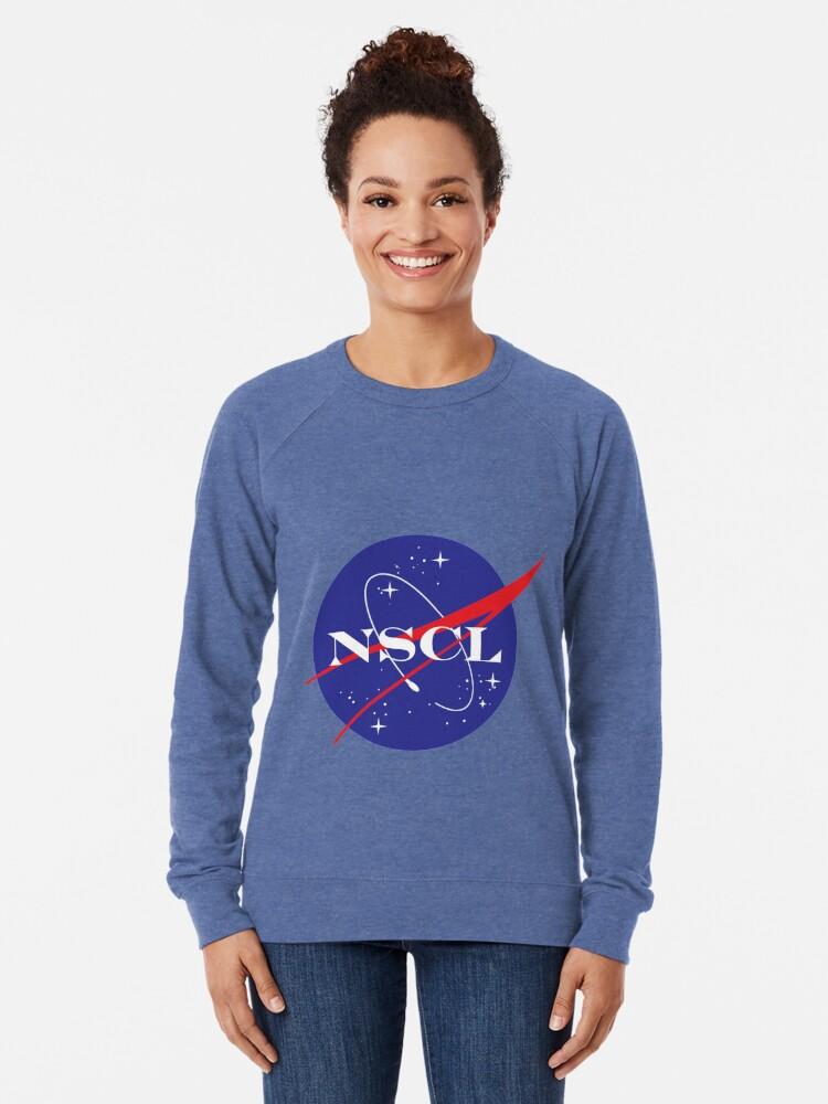 Alternate view of NSCL 2020 Sweatshirts! Lightweight Sweatshirt
