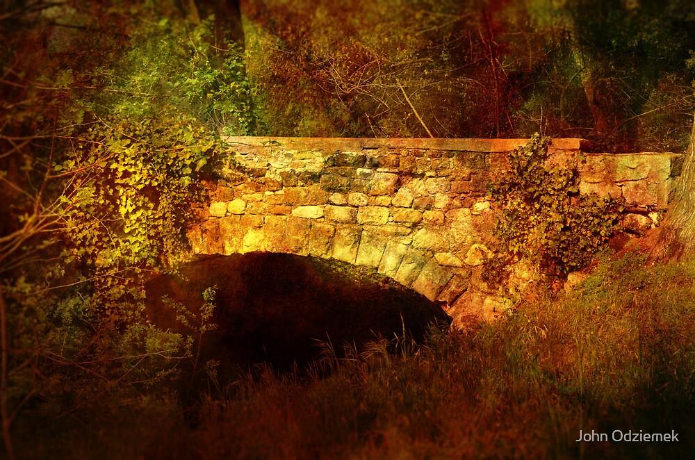 Stone Bridge by John Odziemek