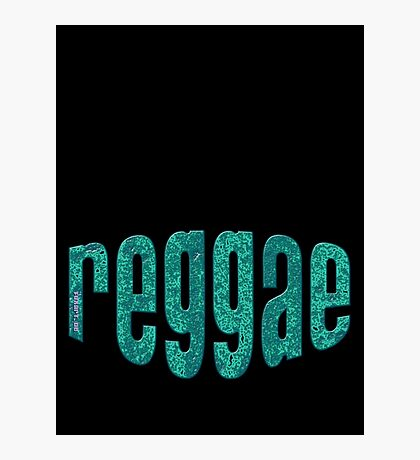 reggae Photographic Print