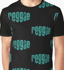 reggae Graphic T-Shirt