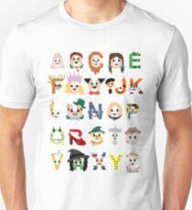 Oz-abet (an Oz Alphabet) Unisex T-Shirt