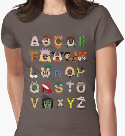 Oz-abet (an Oz Alphabet) T-Shirt
