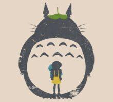 Totoro Silhouette | Unisex T-Shirt