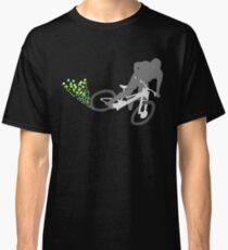 Downhill Biker Classic T-Shirt