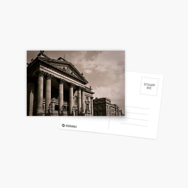 Newcastle's Theatre Royal Postcard
