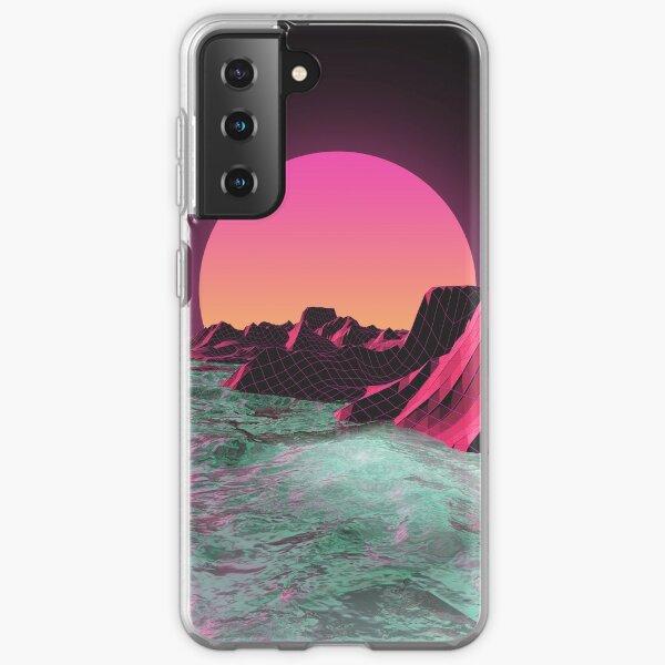 80's  R I S E R Samsung Galaxy Soft Case