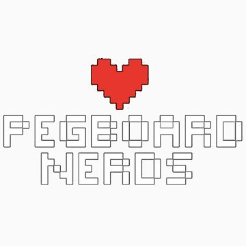 Pegboard Nerds by OnlyBoots