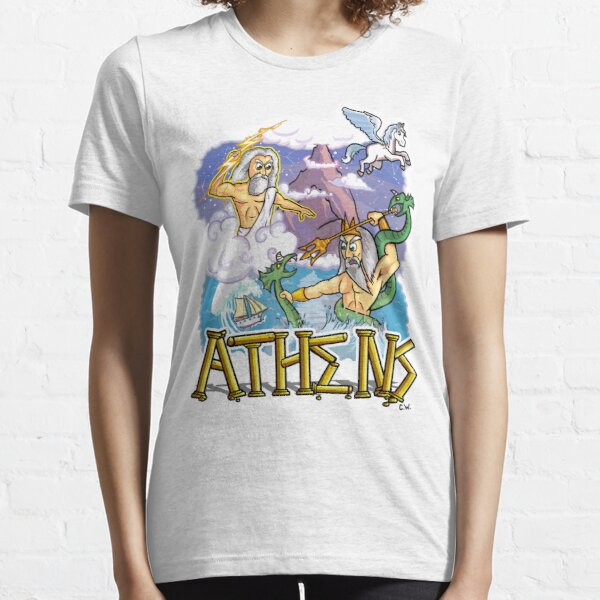 Ancient Athens Essential T-Shirt