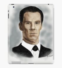 Benedict Cumberbatch as Sherlock Holmes iPad Case/Skin