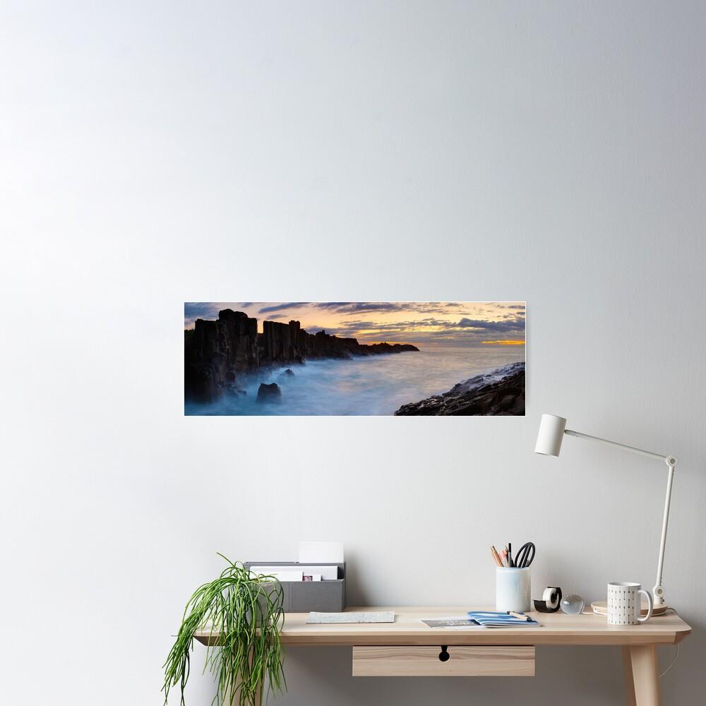 Bombo Headland, New South Wales, Australia Poster