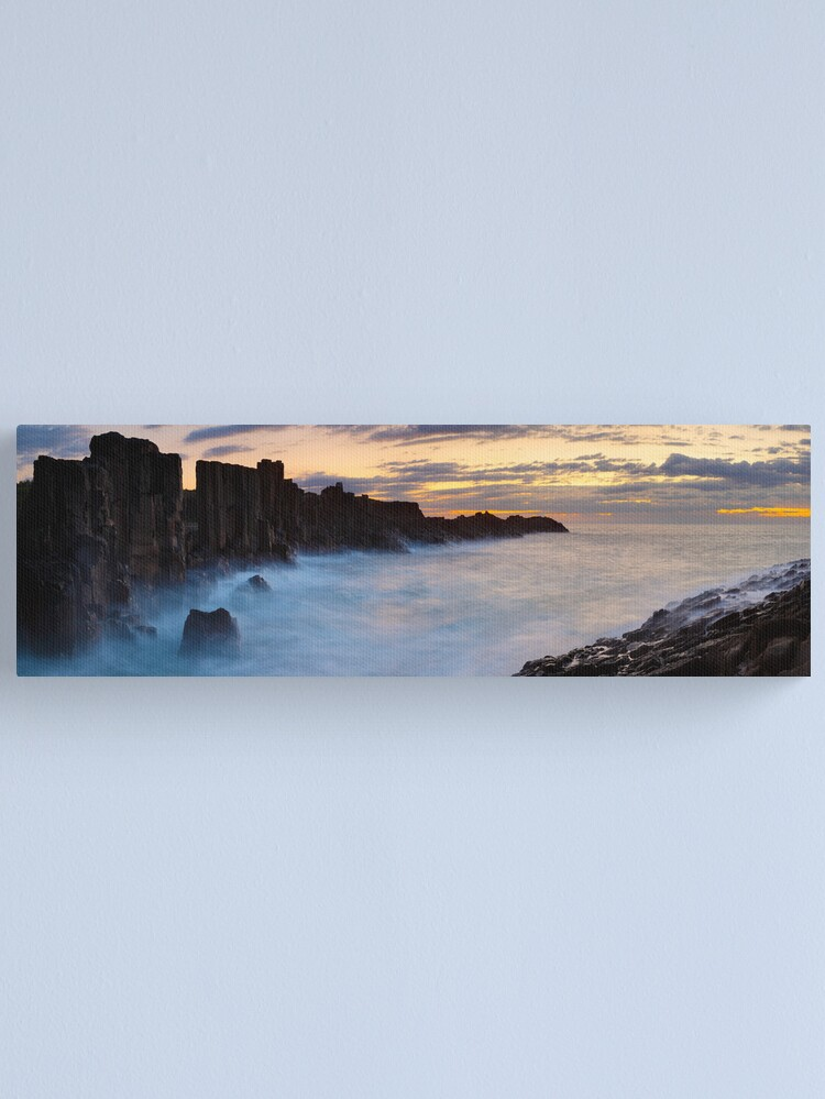Alternate view of Bombo Headland, New South Wales, Australia Canvas Print