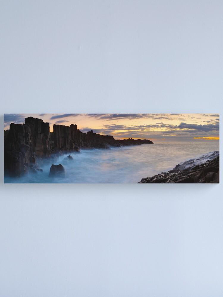 Alternate view of Bombo Headland, New South Wales, Australia Canvas Print