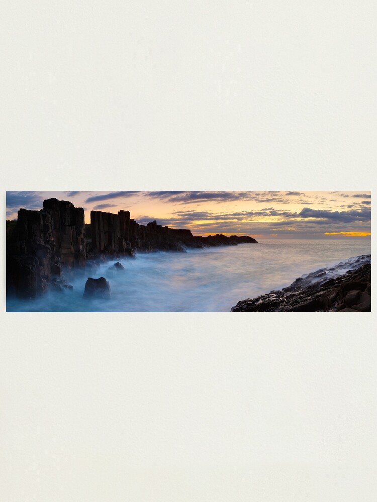 Alternate view of Bombo Headland, New South Wales, Australia Photographic Print