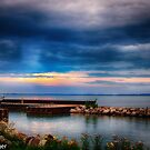 Sandusky Bay by Ron Neiger