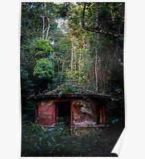 Lost Gardens - João Pessoa, Brazil Poster