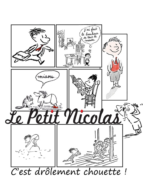 Le petit nicolas адаптированная книга скачать