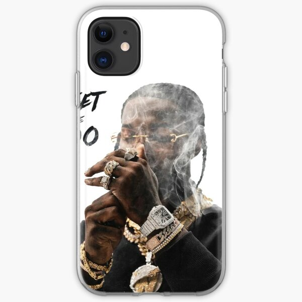 Pop Smoke Iphone Cases Covers Redbubble